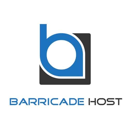 Barricade Host logo