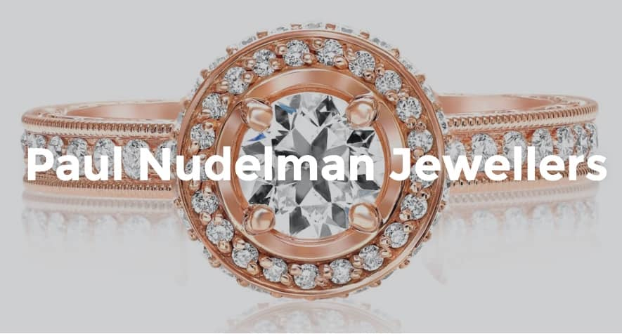 Paul Nudelman custom engagement rings