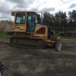 Norfolk County Excavator