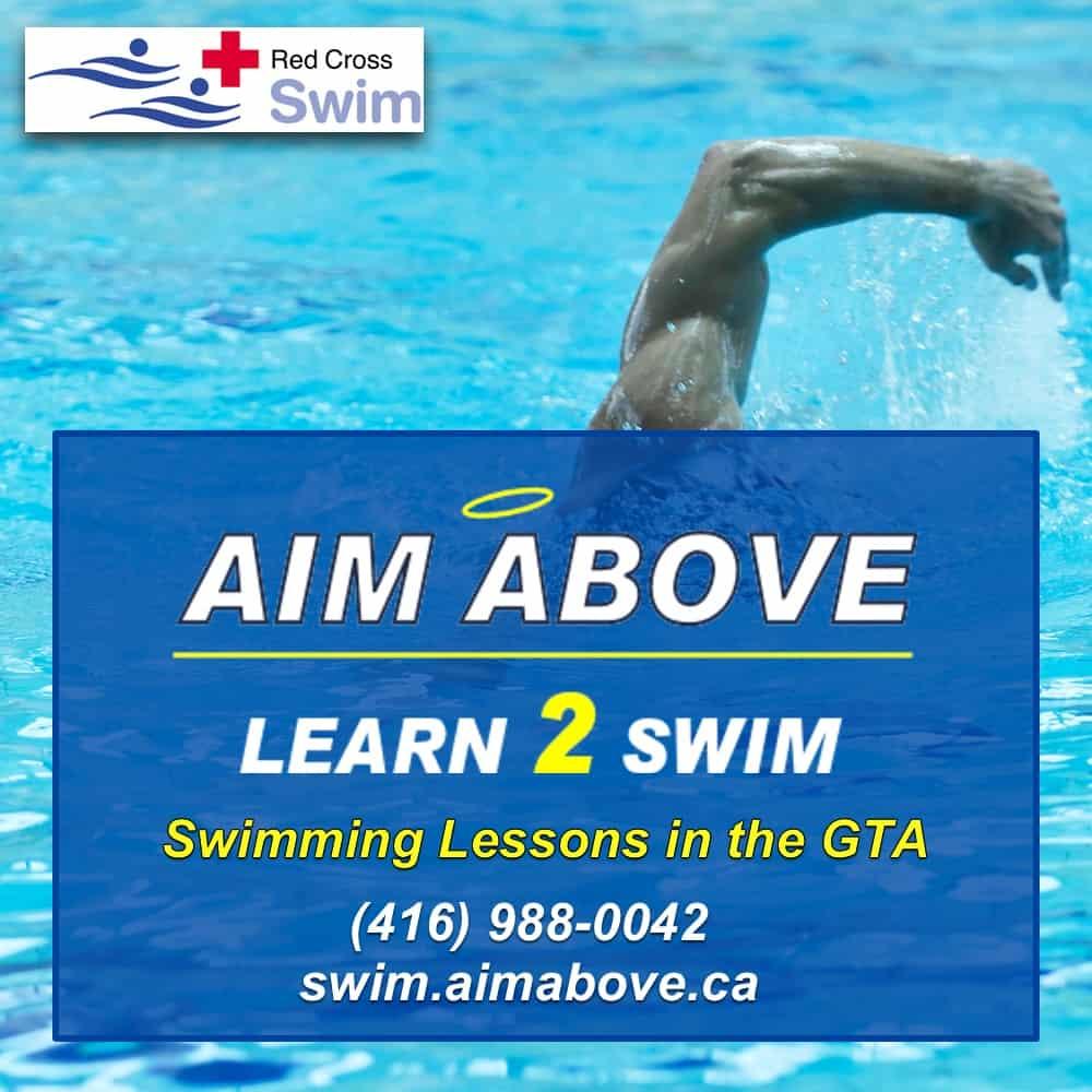 Aim Above Swim School Mississauga